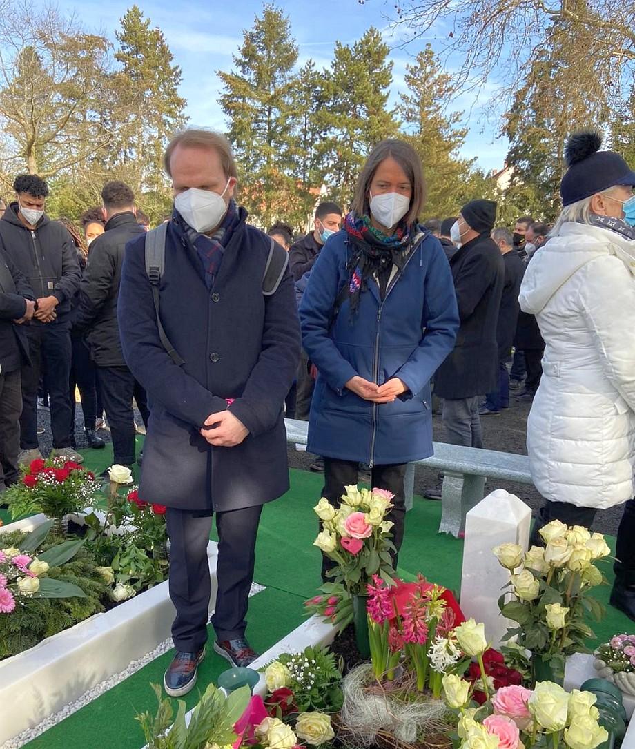 Mordanschläge von Hanau: Gedenken am 19.02.21 – Ein Rückblick.