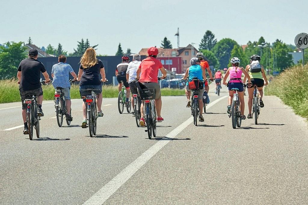 Stern für Hanau – Fahrraddemo am 19.06.21